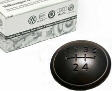 VOLKSWAGEN TRANSPORTER T5 MULTIVAN GEAR SHIFT KNOB CAP COVER 5 SPEED GENUINE