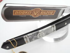 "Solinger RASOIO Da Barbiere Dorko 6/8"" incredibile Straight Razor Solingen 1151 lignaggio!"