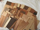 150 TO 200 square feet OF EXOTIC WOOD VENEER MIXED TYPES 13 + in. long