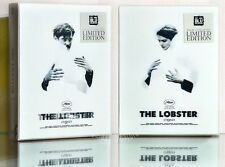 THE LOBSTER (2015) [Blu-ray] +Booklet, Limited 1,100 Copies (LENTICULAR) Box SET
