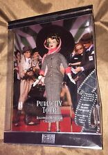 BARBIE PUBLICITY TOUR DOLL HOLLYWOOD MOVIE STAR COLLECTION 2000 NIB NRFB MINT!!