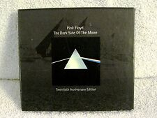 RARE - PINK FLOYD -THE DARK SIDE OF THE MOON 25TH ANNIVERSARY EDITION CD BOX SET