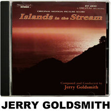 Islands in the Stream - Jerry Goldsmith - Soundtrack CD