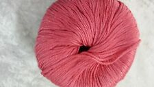 Heirloom Bamboo & Wool 8 Ply #856 Watermelon 50g