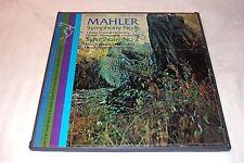 """MAHLER Symphony No 8 & No 2 12"""" Vinyl 3X LP Sine Qua Non ~k"""