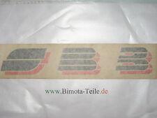 "Bimota Schriftzug ""SB3"""