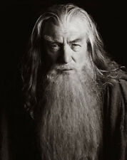 Ian McKellen 10 x 8 UNSIGNED photo - P977 - Lord of the Rings