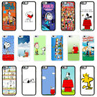 Snoopy Cartoon cover case for Apple iPhone - T8