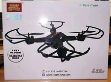 Holy Stone F181 RC Quadcopter Drone w/HD Camera RTF 4 Channel 2.4GHz 6-Gyro (R10
