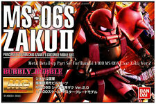 Metal Detail-up Part Set For Bandai 1/100 MS-06S Char Zaku Ver.2 SHIP FROM USA