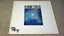 ALAN PARKER KINETICS ROUGE LIBRARY UK LP 1988 HEAVY ROCK GUITAR SYNTHESIZER
