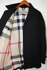 Burberry Brit Rain Coat Jacket Size XL