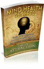Mind Health Secrets + 10 Free eBooks With Resell rights ( PDF )