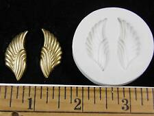 Wings Polymer Clay Mold Left / Right Side 2 in 1 Mold (#MD1357)