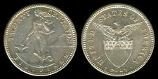 20 Centavos 1917-S US-Philippine Silver Coin - Stock # 1