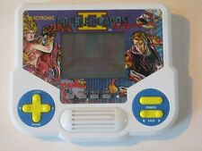 Vintage 1988 Tiger Electronic Double Dragon II 2 The Revenge Handheld LCD Game