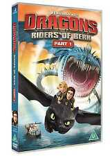 Dragons: Riders Of Berk - Part 1 - DVD