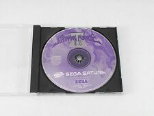 Sega Saturn Shining Force III 3 Game Pal Disc Only Tested