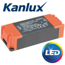 Kanlux 0W - 15W Driver 12V DC Power Supply Transformer for LED Light Strip Lamp