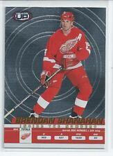 Brendan Shanahan 2002-03 Pacific Heads Up Inside the Numbers Insert Card