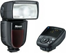 Nissin Di700 Air i-TTL Flashgun With Air 1 Commander  For Nikon, London
