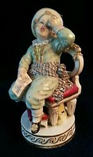 "Meissen Porcelain Figurine F49 ""Boy Tied to Chair"""