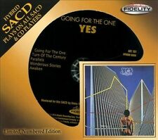 Going for the One [Super Audio] by Yes (CD, May-2013, Audio Fidelity)new unopend
