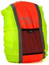 Sport Direct™ Hi Vis Reflective Waterproof Backpack Rucksack Cover