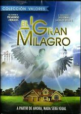 El Gran Milagro-The Greatest Miracle DVD 2011 Anime Christian Film English sub