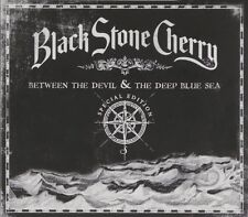 BLACK STONE CHERRY - BETWEEN THE DEVIL & THE DEEP BLUE SEA: DELUXE CD ALBUM