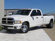 Dodge: Ram 3500 6spd DIESEL