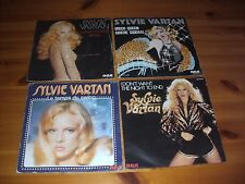 LOT SYLVIE VARTAN / ORIENT EXPRESS/DISCO QUEEN/LE TEMPS DU SWING/I DON T WANT.