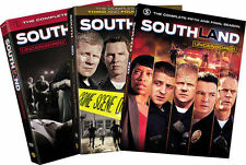 Southland: The Complete Series Boxset S1-5 (DVD), New DVDs