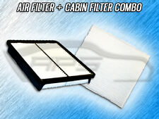 AIR FILTER CABIN FILTER COMBO FOR 2014 2015 KIA CADENZA