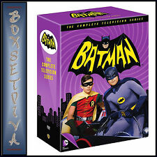 BATMAN - COMPLETE TV SERIES - 120 ORIGINAL EPISODES *BRAND NEW  BOXSET*