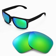 New Walleva Polarized Emeraldine Lenses For Oakley Holbrook