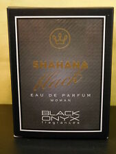 Black Onyx Shahana Black Woman  100 ML Eau de Parfum