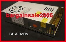 HQ PWM DC Motor LED Lights Power Supply 12V 20A 350-12