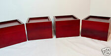 Lot Liquidation Sale Small Jewelry/Keepsake Boxes, Craft Wood Boxes, Home Decor