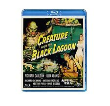 CREATURE FROM THE BLACK LAGOON 1954 - Japanese original 2D/3D Blu-ray