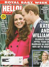 KATE MIDDLETON PRINCE WILLIAM 4TH JANUARY JONES INDIA HICKS QUEEN KARL LAGERFELD