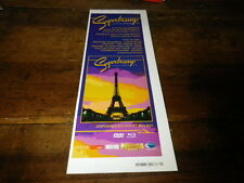 SUPERTRAMP - Petite publicité de magazine / Advert !!! LIVE IN PARIS 79 !!