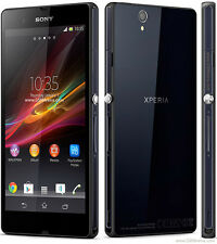 Black Original Sony Xperia Z C6603 L36h (Unlocked) Smartphone,13.1MP,Wifi  5.0""