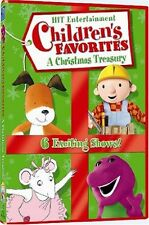 DVD - Animation - Children's Favorites:  A Christmas Treasure - 6 Merry Shows