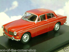 SUPERB OXFORD DIECAST 1/43 1956-70 VOLVO AMAZON CHERRY RED UK RHD VERSION VA002