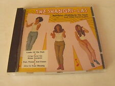 "THE SHANGRI-LAS ""REMEMBER AND OTHER GREATEST HITS"" CD DUCHESSE"