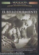 El Bello Durmiente 1952 DVD NEW En Pantalla German Valdez Tin Tan SEALED