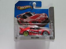 Honda S2000 Hot Wheels 1:64 Scale Diecast Car *SHORTCARD, UNOPENED*