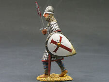 King and (&) Country MK002 - Foot Knight w/Sword & Shield - Retired