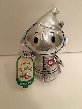 TIN MAN Hallmark itty bittys THE WIZARD OF OZ Limited Edition Plush